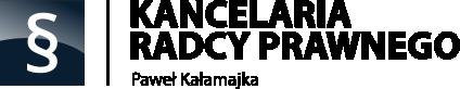 Radca Prawny Paweł Kałamajka